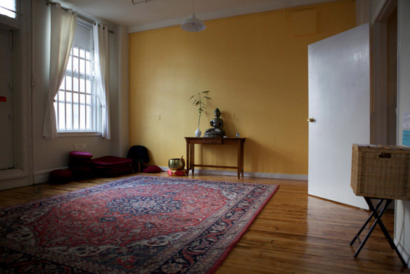 Smaller NYI Room
