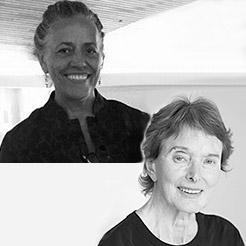 Angela Dews & Sandra Weinberg
