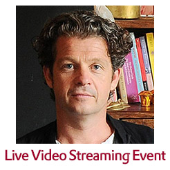 Live Stream of Free to Be Human With Martin Aylward