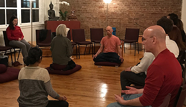 MBSR Classes at New York Insight Meditation Center