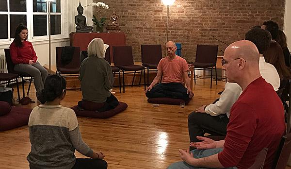 MBSR Classes at New York Insight Meditation Center